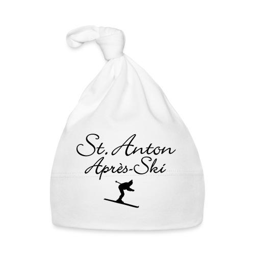 St. Anton Après-Ski Skifahrer - Baby Mütze