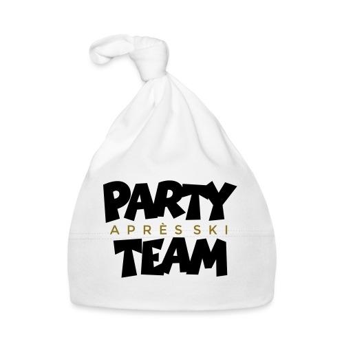 Après-Ski Party Team (zweifarbig) - Baby Mütze