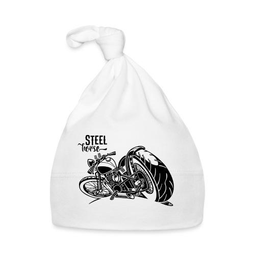 0894 STEEL HORSE - Muts voor baby's