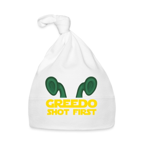GreedoShotFirst 02 - Muts voor baby's