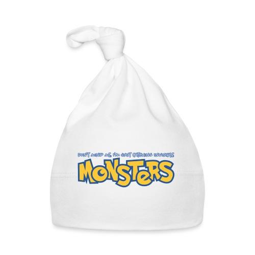 Monsters - Baby Cap