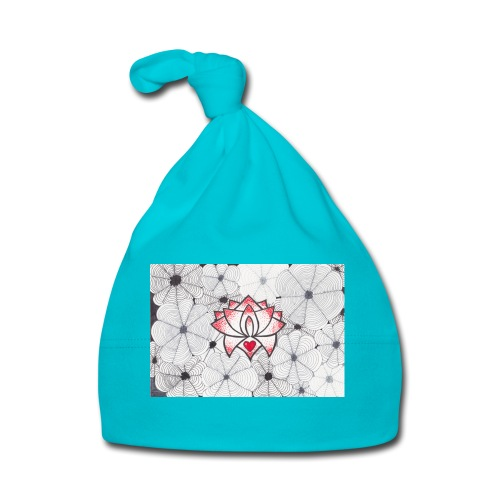 Lotus Heart - Cappellino neonato