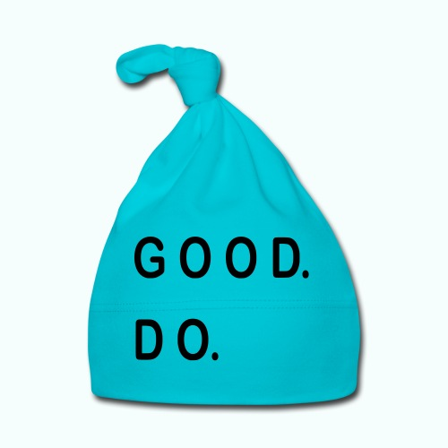 GOOD. DO. - Baby Mütze