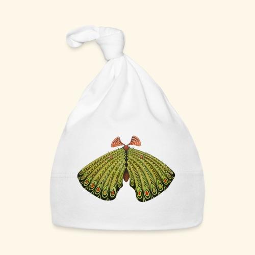 Falena verde - Cappellino neonato
