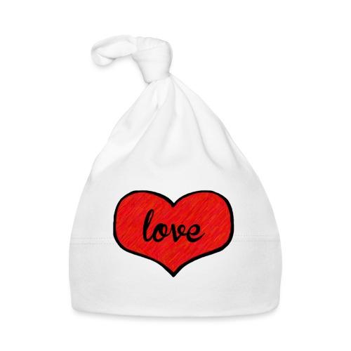 love heart - Baby Cap
