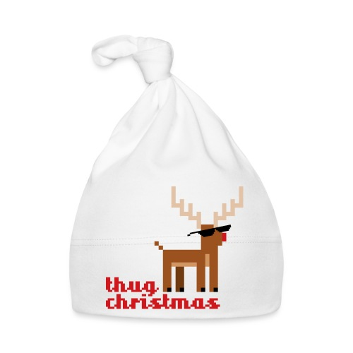 Rudolph the Red Nosed Reindeer Pixel - Baby Cap