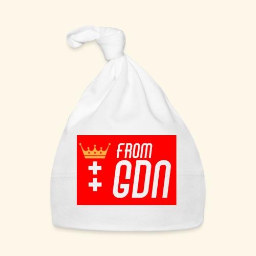 #fromGDN - Czapeczka niemowlęca