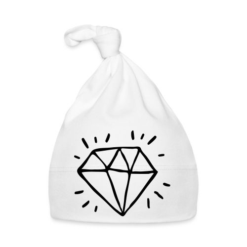 diamant - Bonnet Bébé