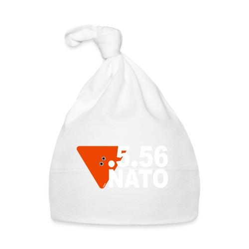 .5.56 NATO BLANC - Bonnet Bébé