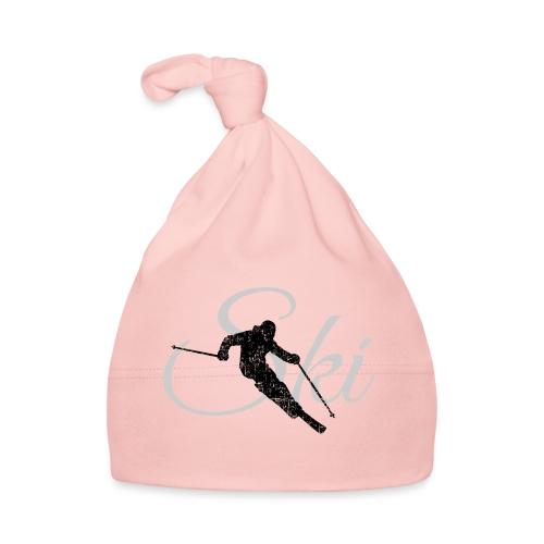 Ski Skifahren, Skifahrer - Baby Mütze