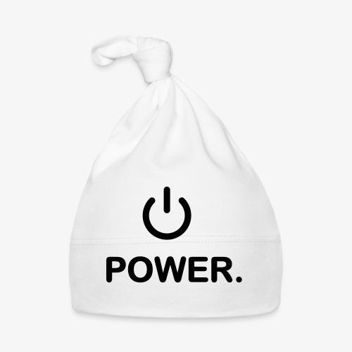 power - Bonnet Bébé