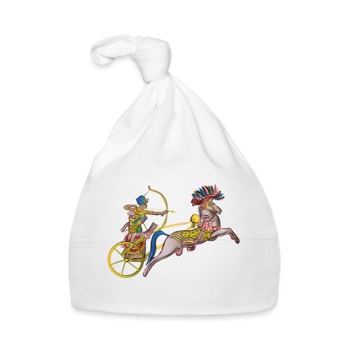 Pharao mit Streitwagen - Baby Mütze