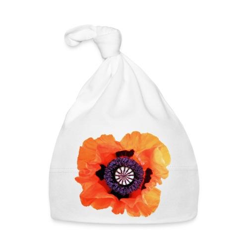 TIAN GREEN - Mohnblüte 2020 01 - Baby Mütze