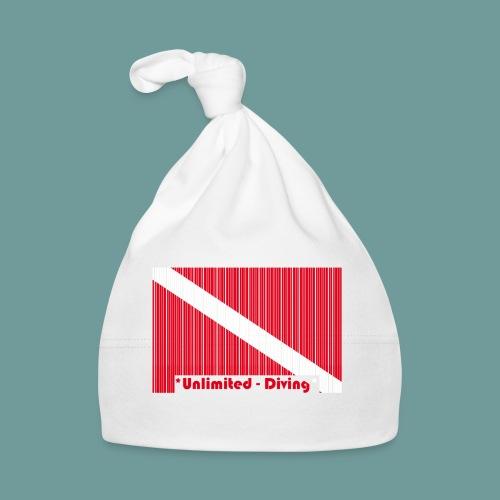 flag_barre_ud - Bonnet Bébé