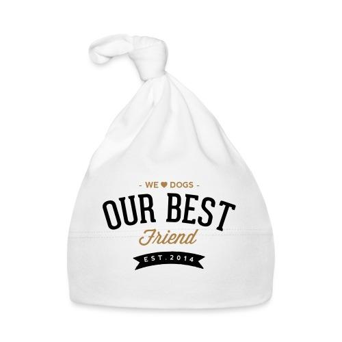 Our Best Friend Logo - Baby Mütze
