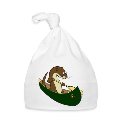 greencanoewithsticker - Baby Cap