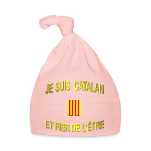 Tee-Shirt supporter du pays CATALAN - Bonnet Bébé
