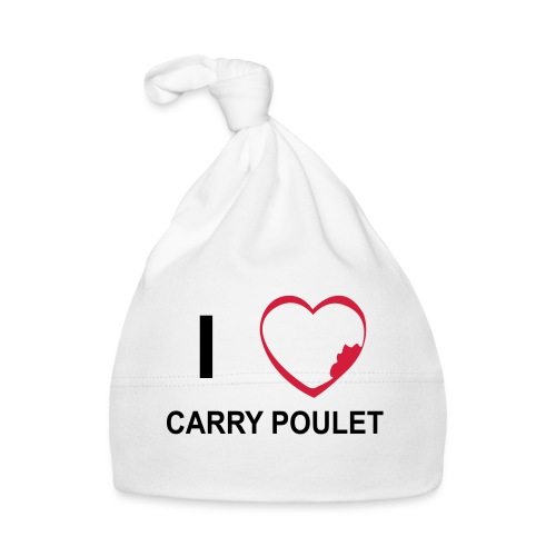 i love CARRY POULET - Bonnet Bébé
