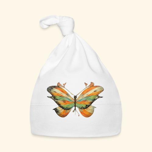 grande farfalla colorata - Cappellino neonato