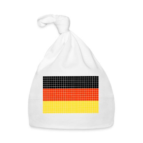 german flag.png - Cappellino neonato