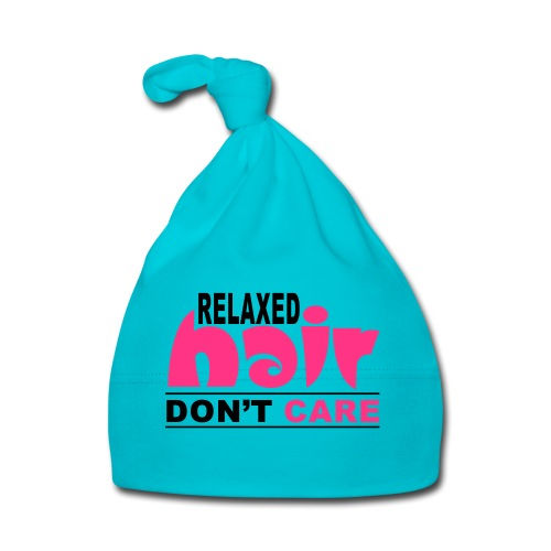 Relaxed Hair Don't Care - Baby Cap