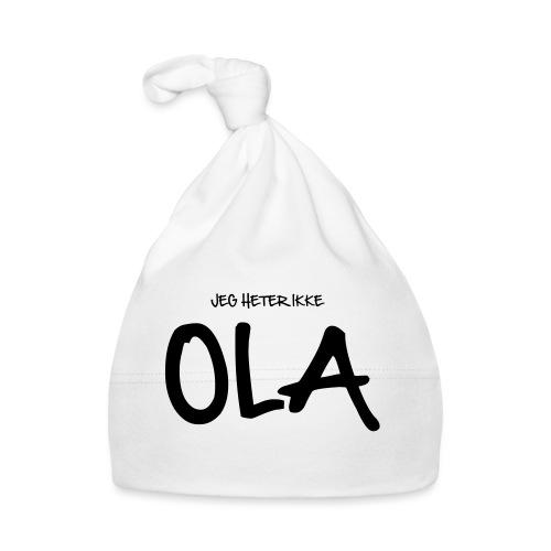 Jeg heter ikke Ola (fra Det norske plagg) - Babys lue