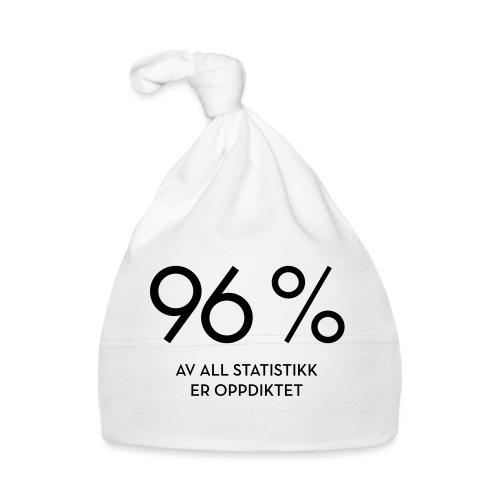 Statistikk-sprøyt (fra Det norske plagg) - Babys lue