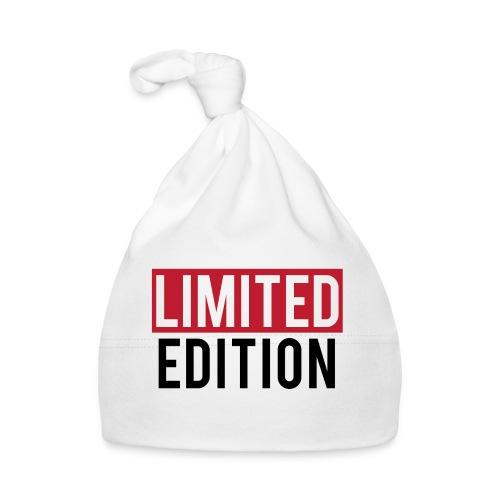 limited edition t shirt design text design - Cappellino neonato