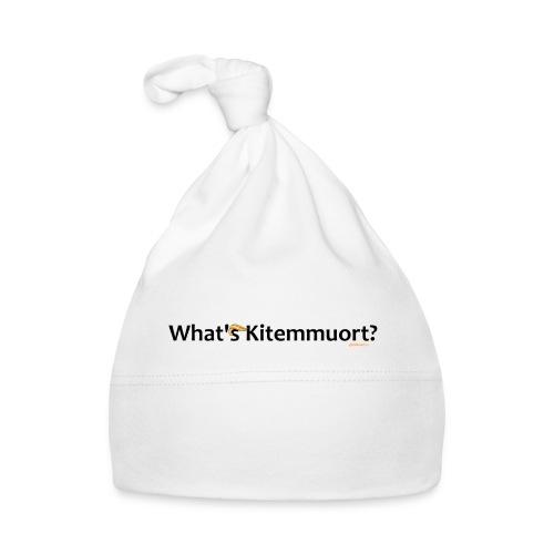 What'S Kitemmuort Trump - Cappellino neonato