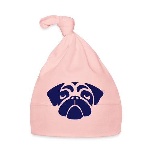 Mops - Baby Mütze