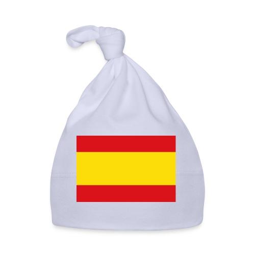 vlag van spanje - Muts voor baby's