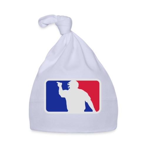 Baseball Umpire Logo - Baby Cap