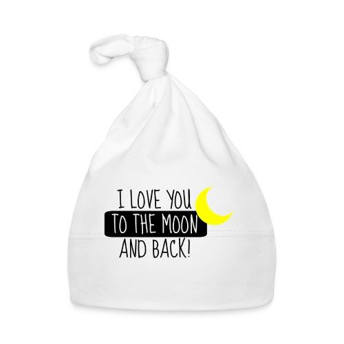 moon - Baby Mütze