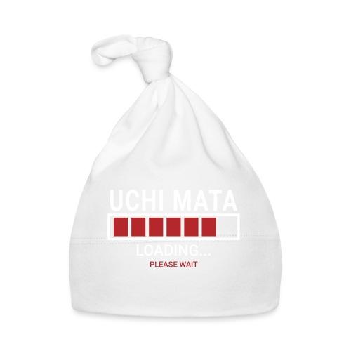 Uchi Mata Loading... pleas Wait - Czapeczka niemowlęca