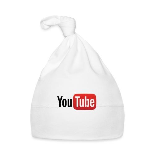 YouTube logo - Bonnet Bébé