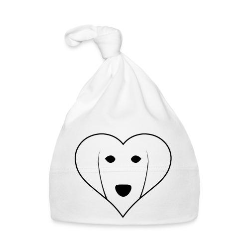 Saluki Heart - Cappellino neonato