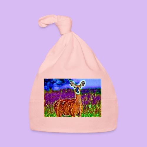 Cerbiatto con magici effetti - Cappellino neonato