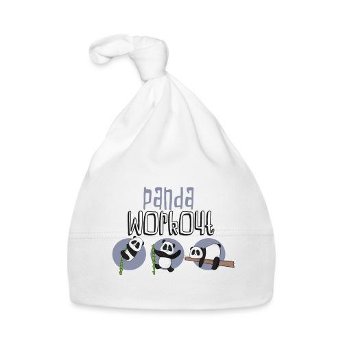 Panda Workout Fitness für Genießer und Faulenzer - Baby Mütze