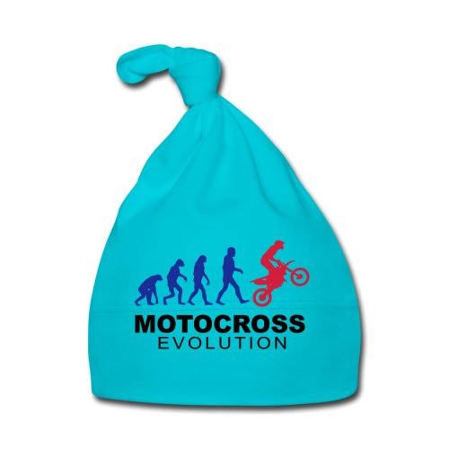 Motocross Evolution slick - Bonnet Bébé