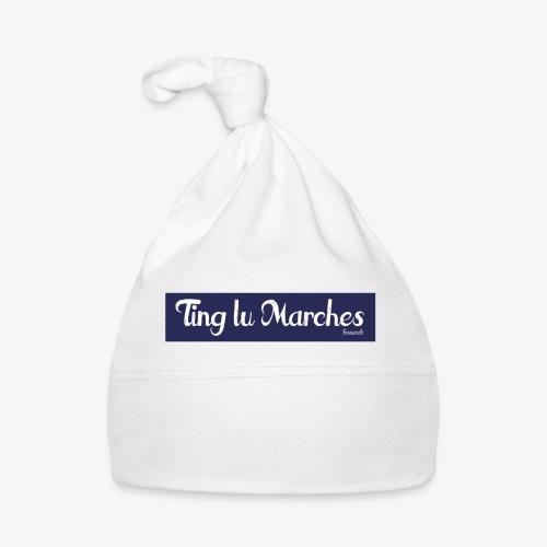 Ting lu Marches - Cappellino neonato