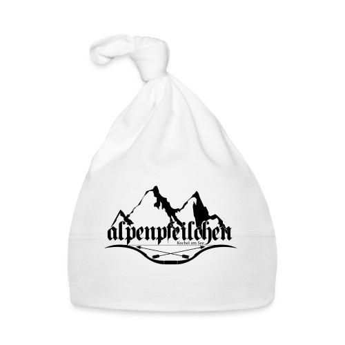 Alpenpfeilchen - Logo - Baby Mütze