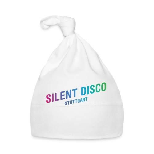Silent Disco Stuttgart - Gradient - Baby Mütze
