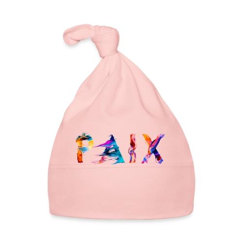 Paix - Bonnet Bébé