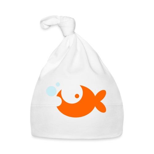 Goldfish Vector - choose design colours - Baby Cap