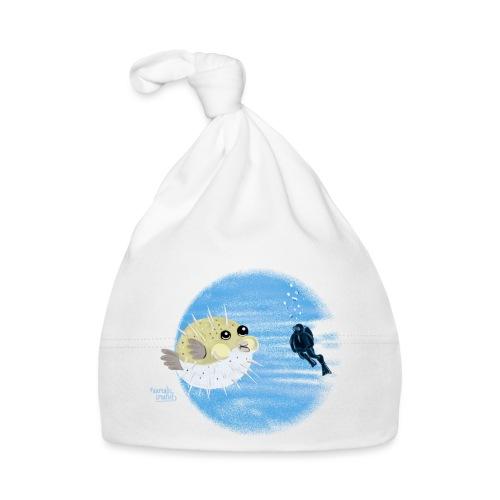 Puffer fish - T-shirts - Bonnet Bébé
