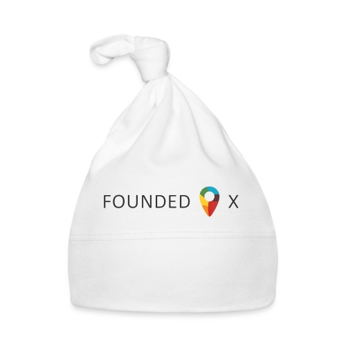 FoundedX logo png - Baby Cap