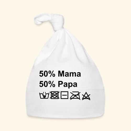 Baby Waschanleitung - Baby Mütze
