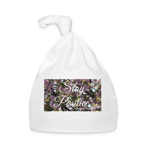 STAY POSITIVE #FRASIMTIME - Cappellino neonato