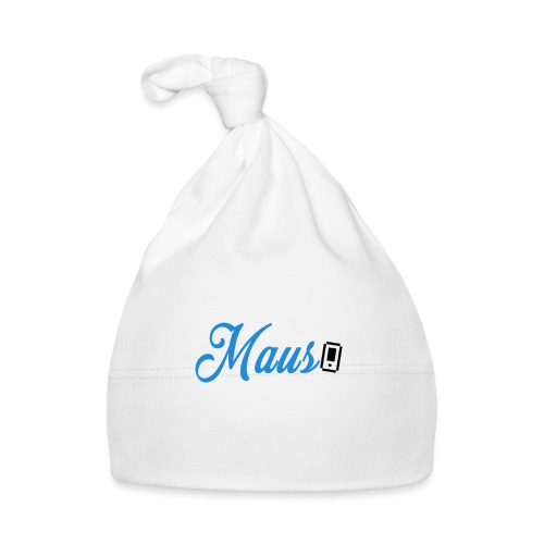 Hoesje MAUS 8Bit Blauw - Muts voor baby's