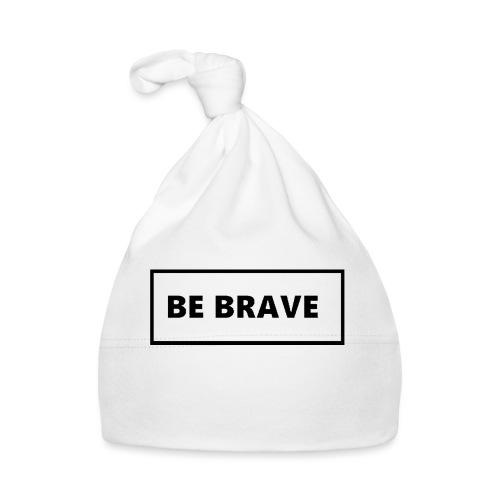 BE BRAVE Tshirt - Muts voor baby's